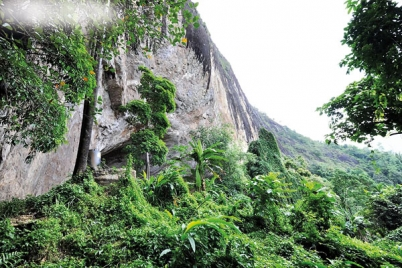 Fa-Hien cave in forefront of new finds on Homo sapiens