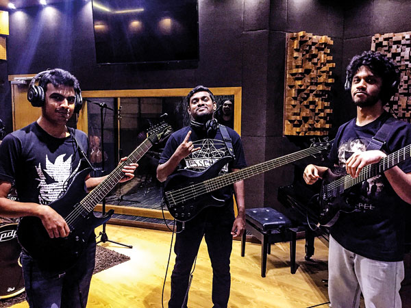 Mixing old school elements and modern metal sounds | The Sunday