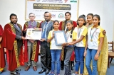 Apex International Institute  rewarded Educational Excellence at Inaugural Abdul Kalam Awards conducted by Vishwam Campus