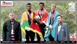Weerakoon wins first  medal for Sri Lanka in 400m