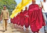 Pindapatha for historic Tripitaka event