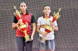 Jithara and Senura adjudged Most Outstanding Players