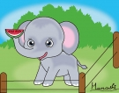 The Elephant behind the Fence