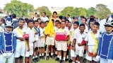 The annual sportsmeet of Wesley College
