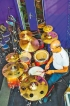 Aruna Siriwardhana drums for Yamaha