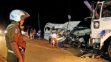 Bottlenecks, booze, speed turn highway into death trap