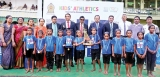 Youngsters flock in numbers to enjoy a fun-filled day