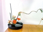 Much awaited exhibition by Shi-en Ikebana & Floral Art Society