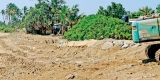 Illegal sand mining thrives with political cover