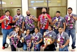 Six qualify for World Powerlifting Championship; Men's team emerge overall champs at qualifying event