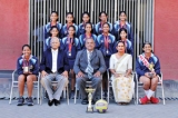 Gateway College Kandy excels at Netball