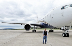 Lankan businessman seeks buyer for palatial Boeing 747