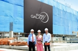 Iconic Galaxy celebrates conclusion of Phase 1 of construction