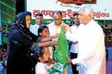 Pragna Pradeepa marks anniversary with charity ceremony