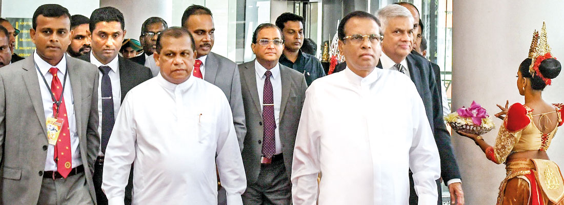 Final Budget vote -President summons SLFP MPs on Tuesday