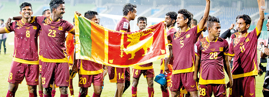 Sri Lanka become the bunnies of Asian Football