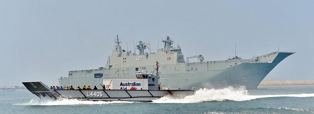 Australian-Sri Lankan Defence engagement wraps up