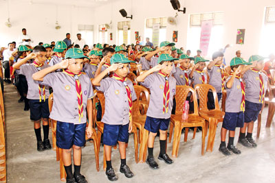Badges for Cub Scouts 2019 | The Sunday Times Sri Lanka