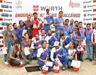 Brandix Essentials wins Wurth Endurance Karting Challenge 2019 at SLKC