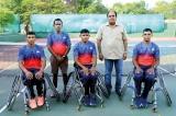 Wheelchair warriors of a 'different' tennis