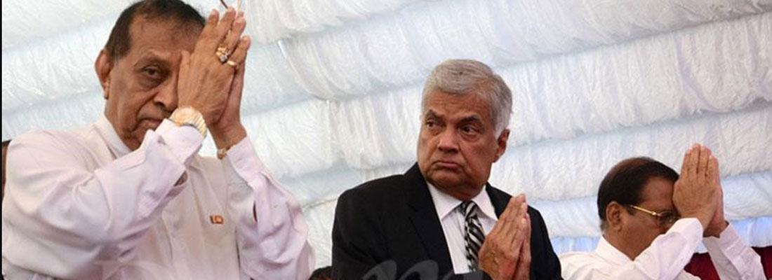 The great 'Bak Maha promise' farce