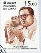 Vidya Jothi Prof Cyril Ponnaperuma honoured with Stamp, 1st Day Cover