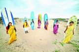 Riding the waves towards  empowerment  in Arugam Bay