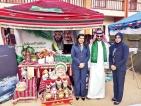 Coffee and dates portray a taste of Saudi Arabia on International Day