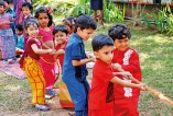 Avurudu Festival at Asian International Montessori School