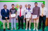 SLGU conducts Junior Golf Ranking Awards