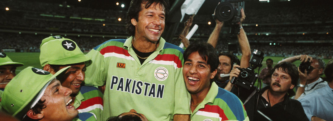 When Pakistan came from nowhere and won the 1992 World Cup