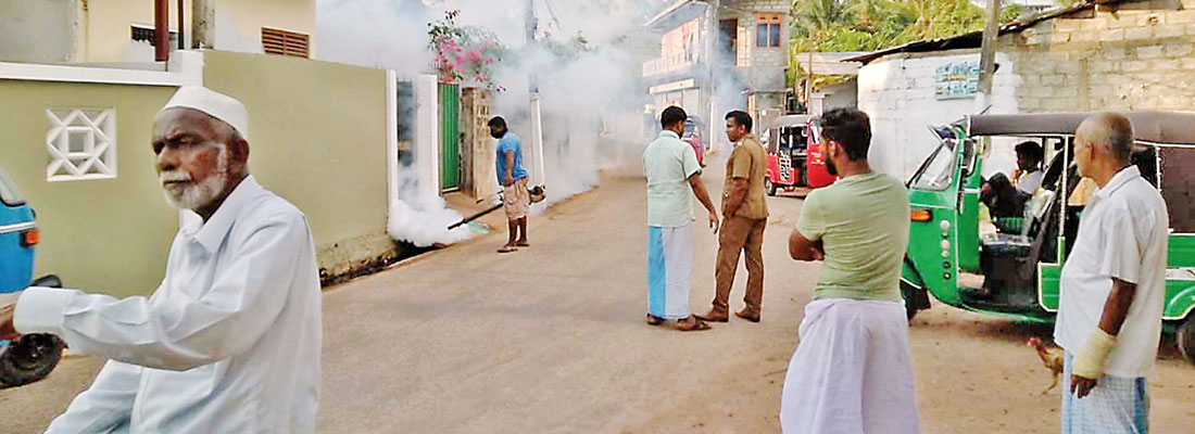 Brace for an onslaught of dengue virus 3 for which Sri Lanka has no immunity