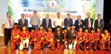 CCC Maroons emerge champs for third year running