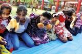 Children's New Year celebrations at KDU