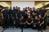Kiwis champs but not without  a fright from Sri Lanka