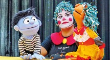 'Why? Saama' – Puppetry at the British Council