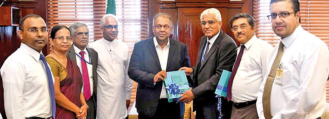 Sri Lanka can 'no longer' postpone economic reforms:CB 2018 report