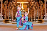 Arangetram of two  sisters