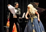 After 'Arsikland' young musician awaits 'Grease'