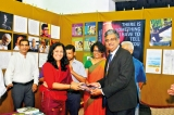 Launch of third edition of Madhubashini's Gratiaen prize-winning novel