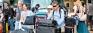 Airport bedlam mirrors havoc in tourist industry