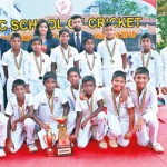Kingfisher Cricket Academy, emerged runners-up of the tournament, after a good run in the tournament, before being shot out cheaply in the final agains NCC