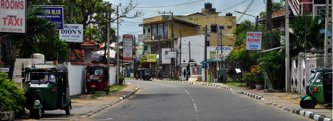 An uneasy calm haunts Negombo