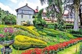 Grand Hotel Garden : A top attraction in Nuwara Eliya