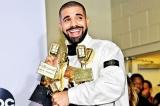 Drake makes history