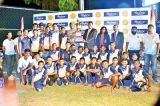 St. Peter's and Visakha overall champs at Vidulaya-Ritzbury Schools Swimming competition