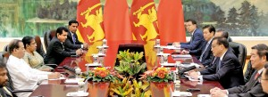 Sri Lanka caught in the big power conflicts