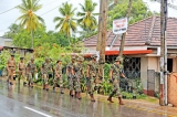 3,000 security personnel in cordon and search operations