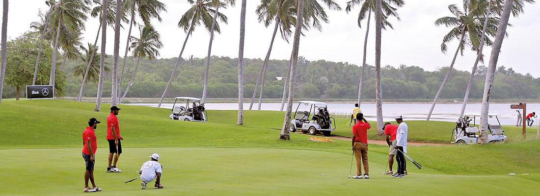 Golf Tournament at Shangri-La's Hambantota