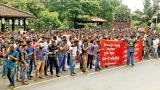 Ruhunu Undergrads on the road against Batticaloa Campus